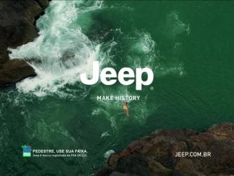 Jeep Renegade – Águas de Março