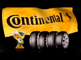 Pneu Continental – Paradinha