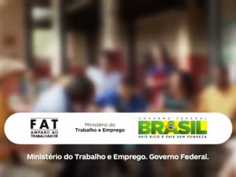 Ministério do Trabalho – Rais – Samba