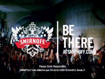 Smirnoff – Subway
