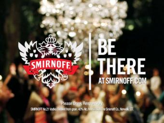 Smirnoff – Woods