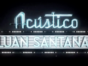 Luan Santana – Abertura DVD Luan Santana Acústico