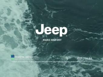 Jeep Renegade – Chegou